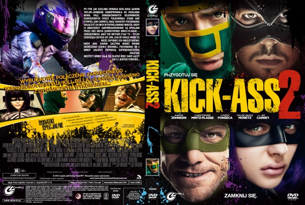 Kick Ass 2 2013 PL 480p.BRRip.XviD.AC3.spartata