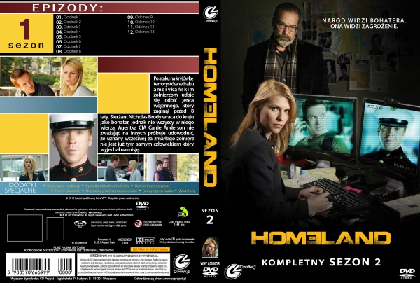 Homeland is an American political thriller television series developed ...