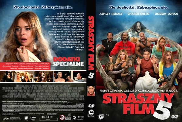 Straszny film 5 / Scary MoVie 5 2013 PL DVDRip.XviD-Juhas75