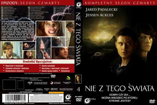 Nie z tego �wiata / Supernatural (2009) Sezon 4 720p BluRay x264-Belex + polskie napisy