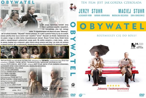 Obywatel (2014) PL 480p WEBRip XviD AC3-WiZARDS / Film Polski